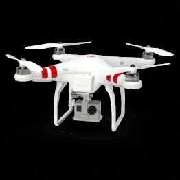 DJI Phantom 1 Quadrocopter