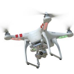 DJI Phantom II VISION Plus Quadrocopter